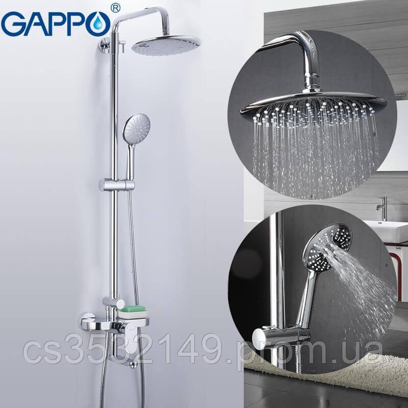 Душова система / стійка Gappo FURAI G2419