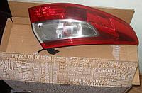 Фонари задние Renault Fluence (Рено Флюенс), фото 1