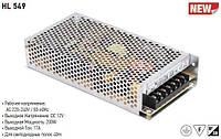 Блок питания Horoz HL549 12В; 17А; 200 Вт Код.56116