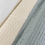"""Лоскут ткани """"Бельгийская вафелька"""", цвет белый, размер 90*105 см, фото 5"""