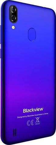 Смартфон Blackview A60 Pro 3/16GB Dual Sim Gradient Blue (6931548305781), фото 2