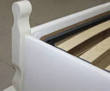 Деревянная кровать Луи, фото 3