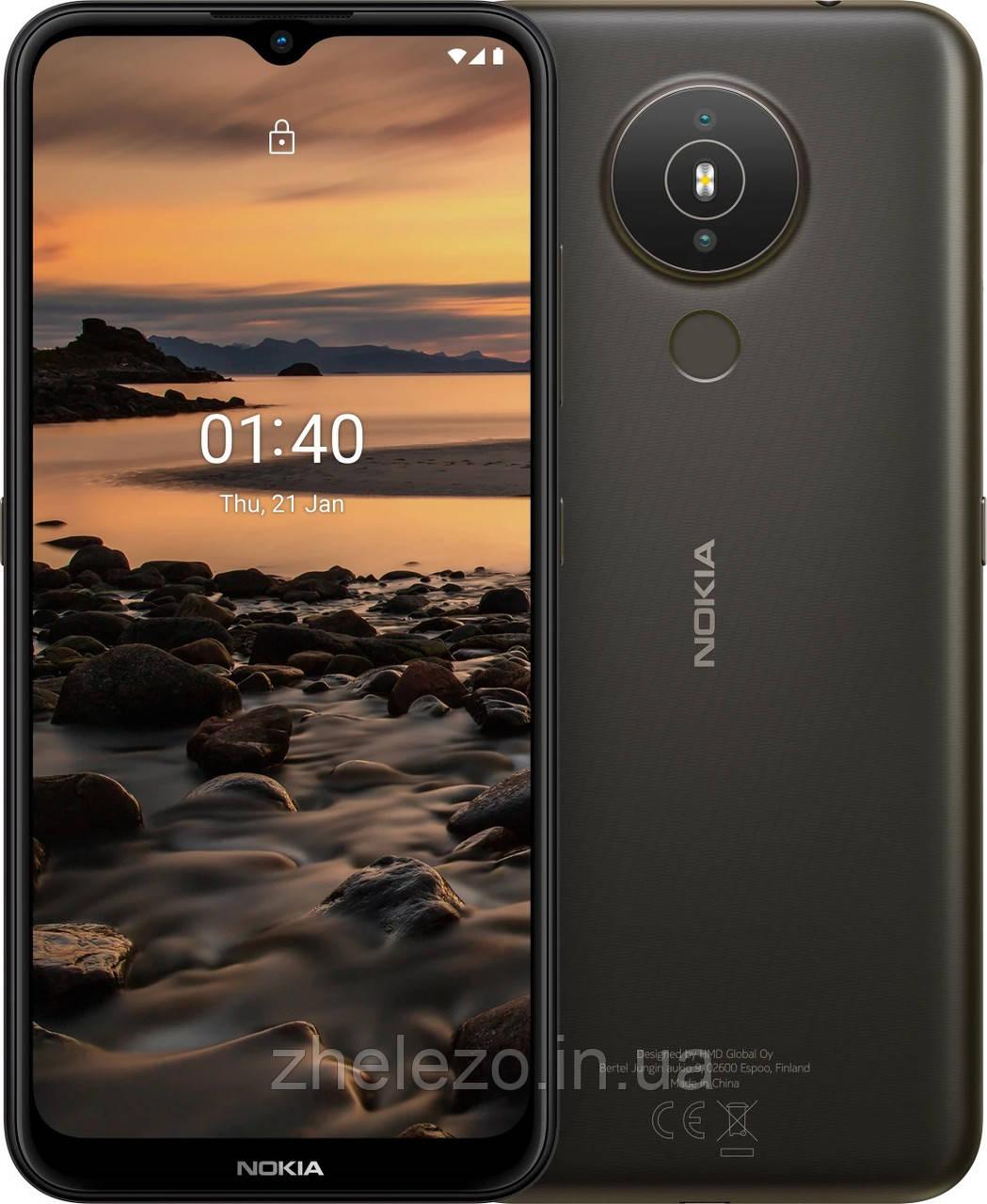 Смартфон Nokia 1.4 2/32GB Dual Sim Gray
