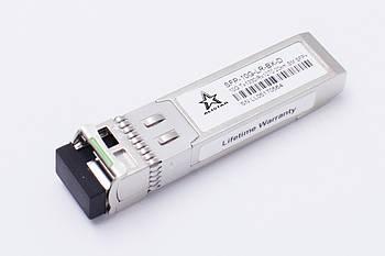 SFP+ 10GBASE-BX 1SM WDM LC 20KM TX1330/RX1270nm(SFP-10G-LR =)