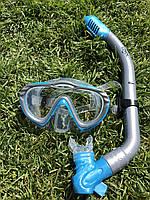 Детский набор для плаванья LOYOL маска с трубкой