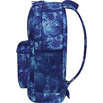 Рюкзак тканевый женский городской молодежный принт абстрактный Bagland 987 (00533664), фото 2