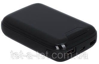 Портативна батарея (Power Bank) ERGO LP-C12 10000mAh Li-Pol Type-C Black