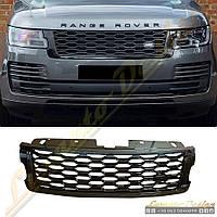 Решетка радиатора Black Edition для Range Rover VOGUE L405 2018+
