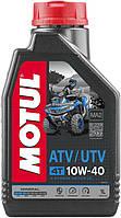 Масло моторное Motul ATV-UTV 4T 10W40 (1L)