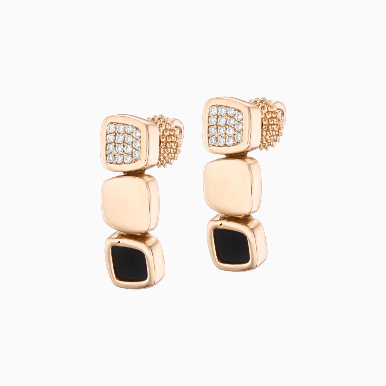 Сережки золоті С452