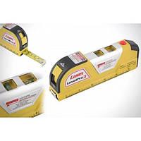 Лазерный уровень Easy Fix Laser Level Pro 3 со встроенной рулеткой