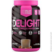 Протеин для женщин FitMiss Delight 907 г женский протеин для похудения