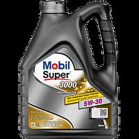 MOBIL Super 3000 X1 Formula FE 5W-30 (4л) Синтетичне моторне масло