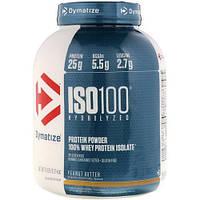 Протеин диматайз Dymatize Nutrition ISO 100 2.3 кг изо 100