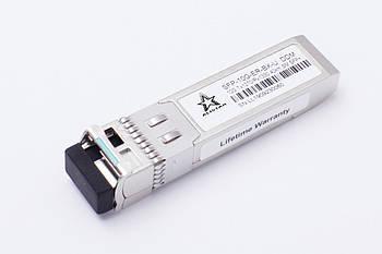 SFP+ 10GBASE-BX 1SM WDM LC 60KM TX1270/RX1330nm Alistar