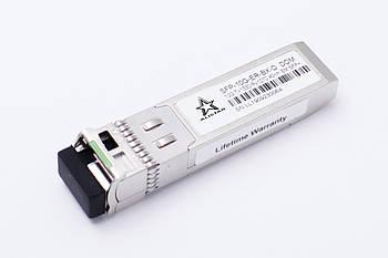SFP+ 10GBASE-BX 1SM WDM LC 60KM TX1330/RX1270nm Alistar