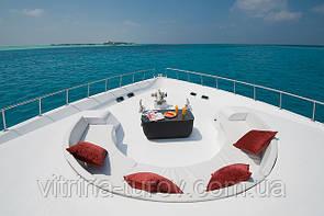 МАЛЬДІВИ: відпочинок на яхті M. Y. ANASTASIA за спеціальними цінами подобово!