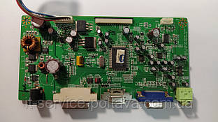 Плата драйвер JL240XX6AX + LED driver JL230XX2XX для монітора Medion MD 20144
