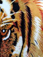 """Плед з мікрофібри """"Тигр 1"""" (200х220)"""