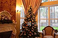 Аренда новогодней елки 2,7м с декором класса люкс на мероприятие