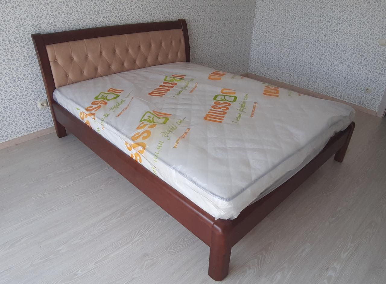 Деревянная кровать Княжна