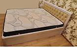 Дерев'яне ліжко Княжна з підйомним механізмом, фото 3