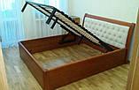 Дерев'яне ліжко Княжна з підйомним механізмом, фото 5