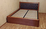 Дерев'яне ліжко Княжна з підйомним механізмом, фото 4