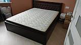 Дерев'яне ліжко Княжна з підйомним механізмом, фото 7