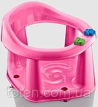 Детское сиденье для купания на присосках Стульчик для купания 11120. Разные цвета