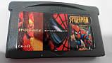 Ігровий картридж для GAME BOY ADVANCE GB 3 in 1 Spider-Man, фото 3