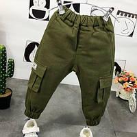 Детские котоновые брюки  104, 110