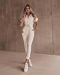 Модный комбинезон женский с брюками, фото 3