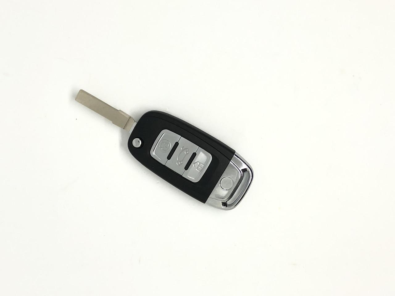 Корпус ключа для VW переходной (Volkswagen)
