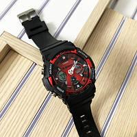 Casio GA-200 Black-Red