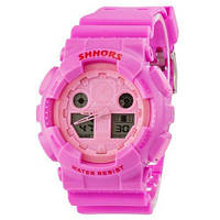 Casio Shors GA-100 Pink