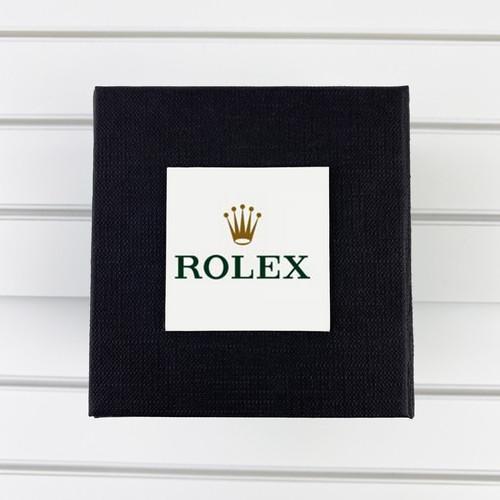 Коробочка с логотипом Rolex Black