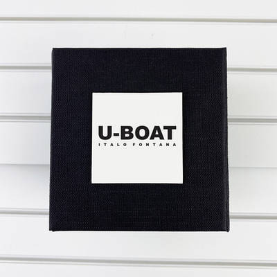 Коробочка с логотипом U-Boat Black
