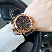 Часы наручные U-boat Italo Fontana Chimera Brown-Gold-Brown AAA, фото 2