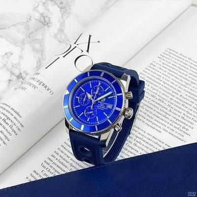 Часы наручные Breitling A23870 Chronographe Blue-Silver