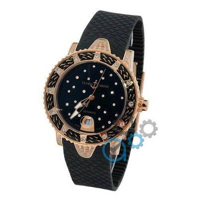 Часы наручные Ulysse Nardin Marine Lady Diver Starry Night Black-Gold-Black