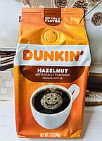 Молотый кофе Dunkin' Hazelnut Лесной орех