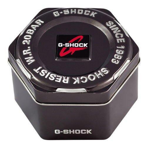 Банка фирменная G-Shock Black