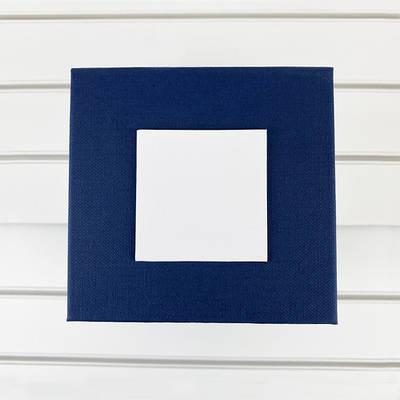 Коробочка без логотипа Blue