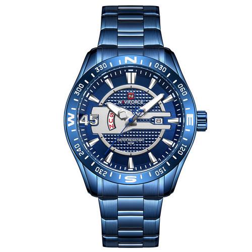 Naviforce NF9157 All Blue
