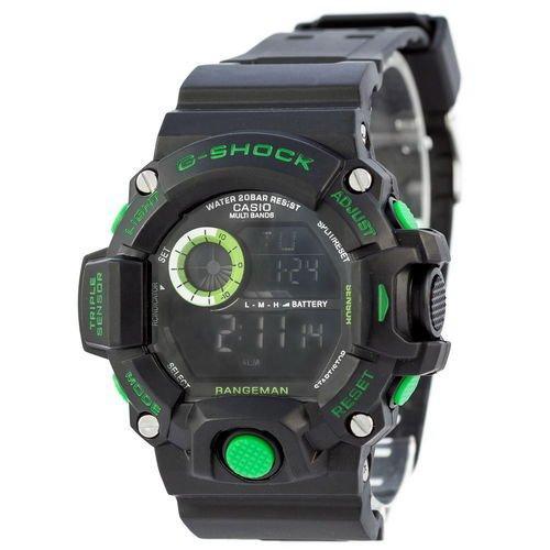 Casio G-Shock GW-9400 Black-Green
