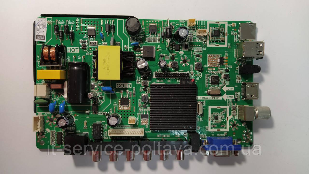 Материнська плата (Main Board) TP.MS338.PB819
