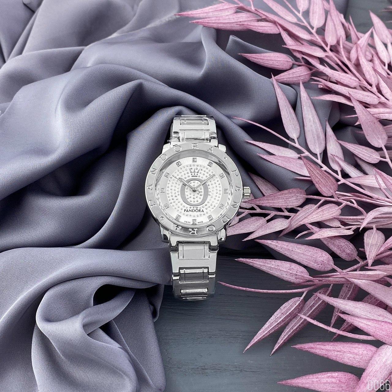 Pandora 6301 Z Diamonds All Silver
