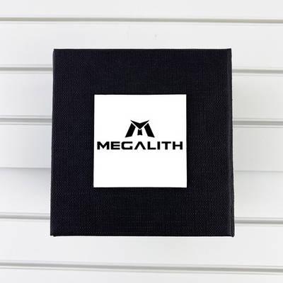 Коробочка с логотипом Megalith Black