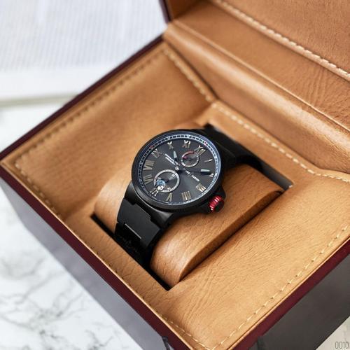 Годинники наручні Ulysse Nardin Automatic All Black